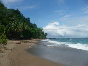 Selfdrive Costa Rica met Corcovado