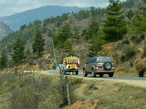 bhutan india auto