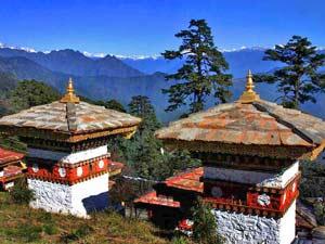 bhutan dochu pass