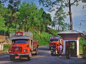 bhutan grens india