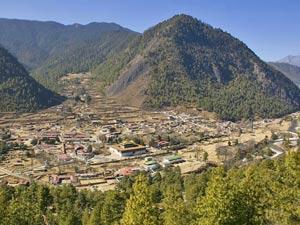 bhutan haa vallei