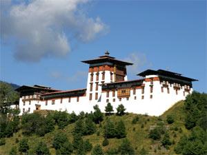 bhutan jakar dzong
