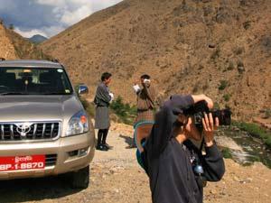 bhutan landcruiser