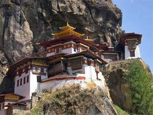 Bhutan reizen - tigers nest