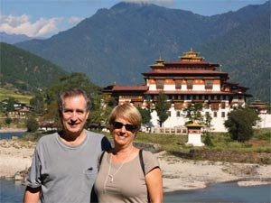 Bhutan dzongs