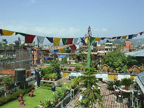 budget kathmandu accommodatie