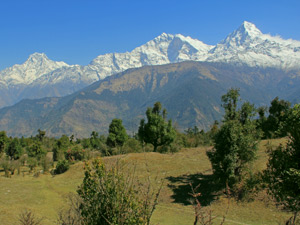 nepal community trek eco