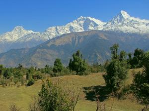 nepal community trek eco