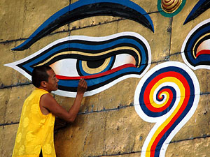 nepal bouwstenen kathmandu