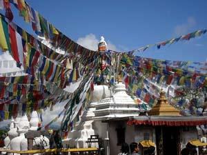 bhutan nepal namo buddha