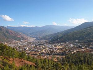 bhutan india thimpu