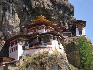bhutan india tigersnest