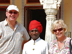 Jaipur luxe verblijf