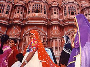 India reis - Jaipur palace