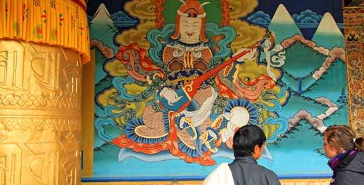 Religie - Bhutan rondreis