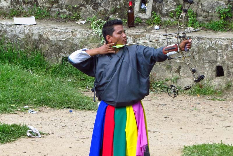 Vakantie Bhutan - cultuur