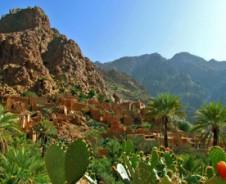 Shouf-shouf in de berbervallei