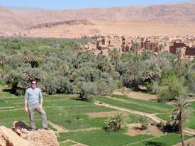 Marokko fint oase