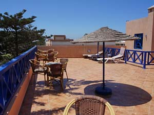 Special Stay Marokko Kids - Essaouira hotel dakterras