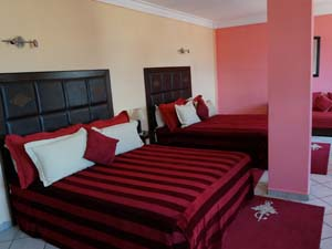 Special Stay Marokko Kids - Essaouira hotel kamer
