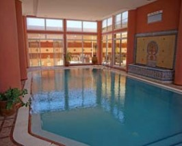 essaouira hotel zwembad
