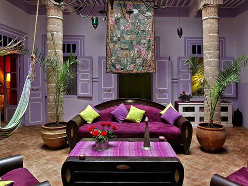 Marokko zomervakantie kids - hotel riad Essaouira