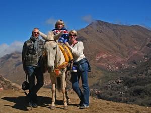 imlil voor marokko kids