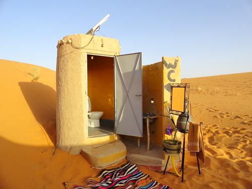 Erg Chebbi woestijn Marokko Kids - overnachting kamelentocht