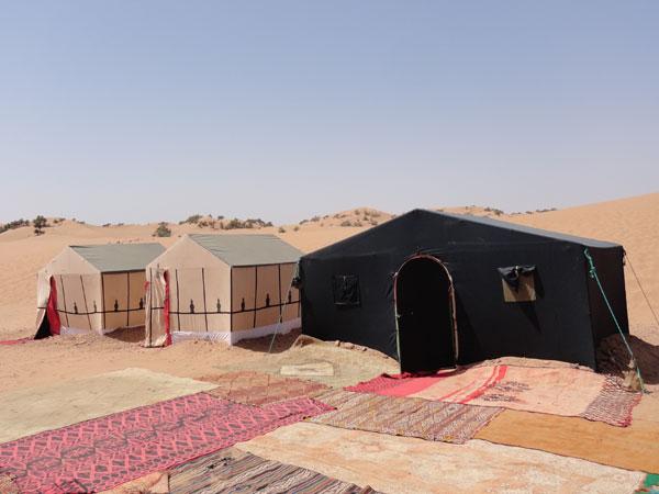 Marokko - verblijf woestijn Marokko