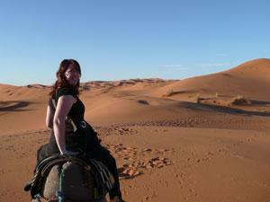 Lin in marokko