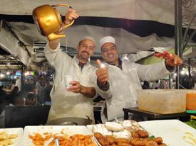 marrakech eettentje