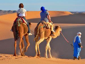 marokko kids kameeltocht