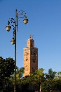 Marokko moskee