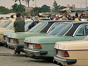 Marokko taxi