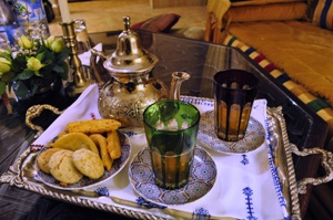 Marokko thee