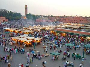 Marrakech familiereis