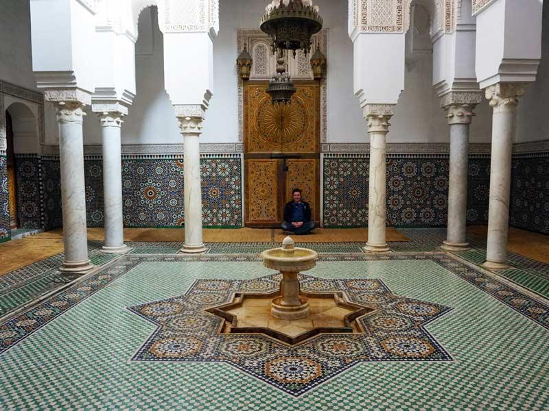 Marokko met kids - Meknes rondreis