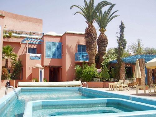 palais salam zwembad
