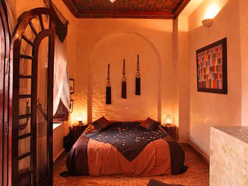 Special stay Marokko Kids - riad Marrakech kamer