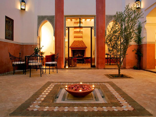 Special Stay Marrakech Marokko kids - riad lounge