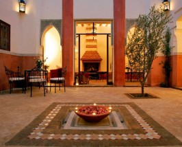 Special stay Marokko Kids - riad Marrakech lounge