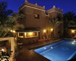 Upgrade Zagora Marokko Kids - riad zwembad