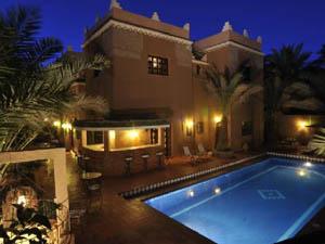 Upgrade Zagora Marokko - riad zwembad