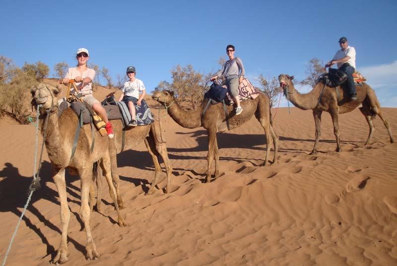 Kids karavaan Marokko