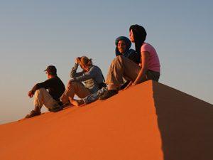 zandduin-uitzicht