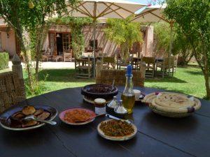 Marokko tuin ecoboerderij
