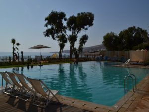 hotel aan zee Taghazout