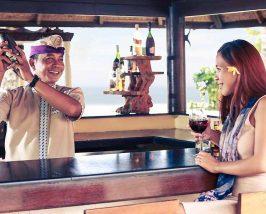 Sanur Bali - upgrade resort bar