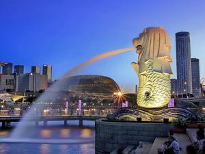 bali combineren met singapore