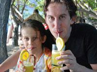bali drinken kids